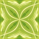 Struttura astratta moderna verde Illustrazione semplice del fondo Fotografie Stock Libere da Diritti