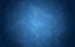 Struttura astratta Muro di cemento dipinto blu Fotografia Stock