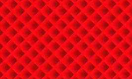 Struttura astratta rossa Immagini Stock
