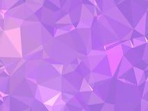Struttura astratta Una struttura con le ombre e un volume multicolori e bei, fatto con l'aiuto di una pendenza e di un fille geom Immagine Stock
