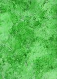 Struttura astratta verde di marmo Fotografia Stock