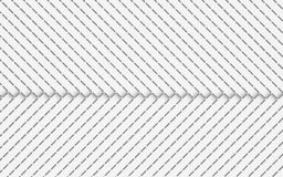 Struttura bianca astratta del metallo e del fondo illustrazione vettoriale