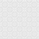 Struttura bianca, senza cuciture Fotografie Stock