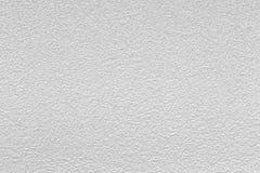 Struttura bianca del fondo della carta fatta a mano Immagini Stock