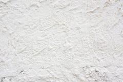Struttura bianca del muro di cemento Immagine Stock Libera da Diritti