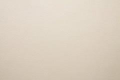 Struttura bianca del tessuto del cuoio sintetico di colore del vecchio pizzo Immagini Stock