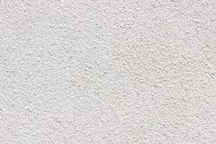 Struttura bianca della facciata della pittura su una casa della famiglia Immagini Stock Libere da Diritti