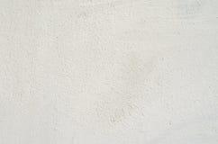 Struttura bianca della parete del gesso Fotografia Stock