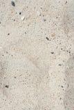 Struttura bianca della sabbia Immagini Stock