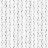 Struttura bianca delle mattonelle, fondo senza cuciture del pois Fotografia Stock