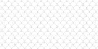 struttura bianca modello astratto grigio senza cuciture Cerchio geometrico Fotografia Stock Libera da Diritti