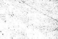 Struttura in bianco e nero afflitta di vettore di lerciume di semitono - struttura di vecchio fondo della parete per l'annata del Immagini Stock Libere da Diritti
