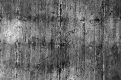 Struttura in bianco e nero del fondo grigio moderno del muro di cemento Immagine Stock Libera da Diritti