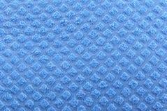 Struttura blu Fotografia Stock