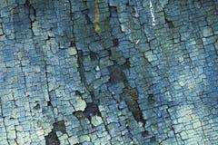 Struttura blu Immagine Stock