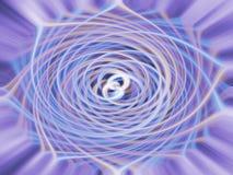 Struttura blu del feltro di colore Fondo e strutture astratti illustrazione di stock