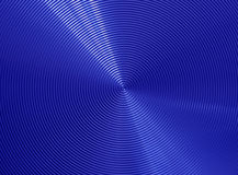 Struttura blu del metallo Fotografia Stock