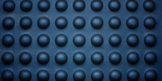 Struttura blu dell'estratto della bolla. Immagini Stock Libere da Diritti