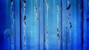 Struttura blu della pittura fotografie stock libere da diritti