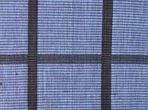 Struttura blu della stuoia fotografie stock