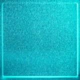 Struttura blu della superficie di metallo Immagine Stock