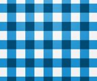 Struttura blu della tovaglia fotografie stock libere da diritti