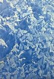 Struttura blu della vernice di disegno Fotografie Stock Libere da Diritti