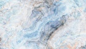 Struttura blu delle mattonelle dell'onyx fotografia stock