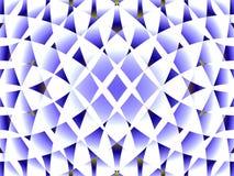 Struttura blu e bianca illustrazione vettoriale