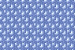 Struttura in blu e nel bianco 1 Fotografia Stock
