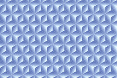 Struttura in blu e nel bianco 1 Immagine Stock Libera da Diritti