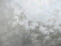 Struttura blured bianco astratto con le strisce leggere Fotografia Stock Libera da Diritti