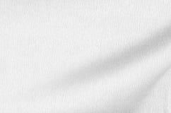 Struttura brillante argentea bianca di luccichio con l'onda liquida Fotografia Stock Libera da Diritti