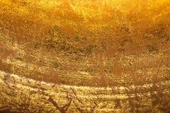 Struttura bronzea del metallo Fotografia Stock Libera da Diritti