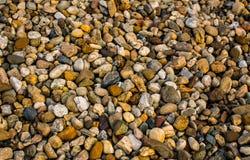 Struttura colorata delle pietre Fotografia Stock Libera da Diritti
