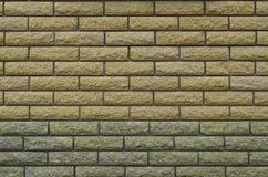 Struttura colorata stagionata moderna del muro di mattoni dell'ardesia Fotografia Stock