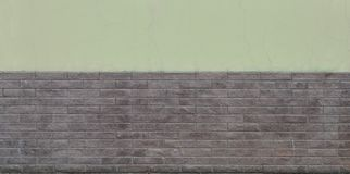 Struttura colorata stagionata moderna del muro di mattoni dell'ardesia Fotografia Stock Libera da Diritti
