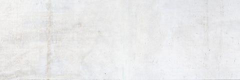Struttura concreta bianca con grano di legno per fondo fotografie stock libere da diritti