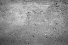 Struttura concreta di arte per fondo nel nero graffio asciutto di colore Fotografie Stock Libere da Diritti