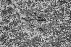Struttura concreta grigia della pietra del cemento di Brown Immagine Stock Libera da Diritti