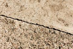 Struttura concreta grigia della pietra del cemento di Brown Immagine Stock