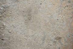 Struttura concreta grigia parete/del pavimento Stile d'annata materiale Immagine Stock