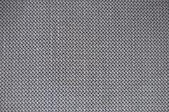 Struttura controllata del tessuto Fotografia Stock
