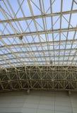 Struttura d'acciaio della cupola Immagine Stock Libera da Diritti