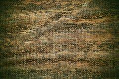 Struttura d'annata astratta di un muro di mattoni fotografia stock