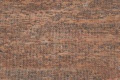 Struttura d'annata di un muro di mattoni fotografie stock