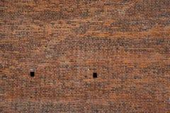 Struttura d'annata di un muro di mattoni fotografia stock
