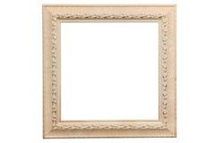 Struttura d'annata isolata su fondo bianco fotografie stock libere da diritti