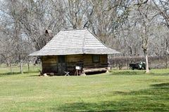 Struttura d'annata sulla piantagione Melrose Fotografia Stock Libera da Diritti