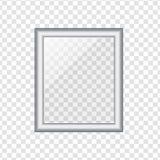 Struttura d'argento della foto o dell'immagine isolata su fondo trasparente royalty illustrazione gratis